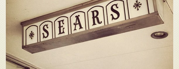 Sears is one of Rachel 님이 좋아한 장소.