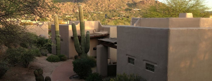 Boulders Resort & Spa is one of Phoenix/Scottsdale/Sedona.