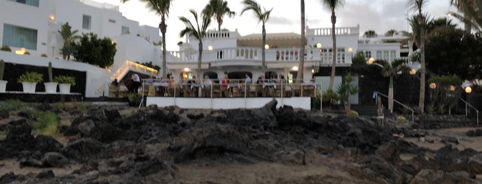 Terraza la playa is one of Lanzarote, Spain.