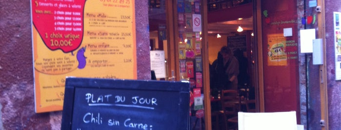 La Faim Des Haricots is one of Toulouse : Bonnes Adresses.