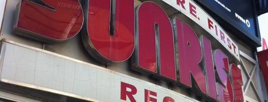 Sunrise Records is one of Toronto.