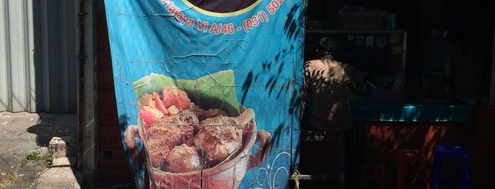 Gudeg Bu Toegijo is one of The most favorite foods in Surabaya.