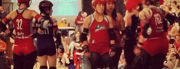 Atlanta Rollergirls is one of ATL.