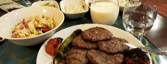 Has Sofram Restaurant is one of Gaziantep.