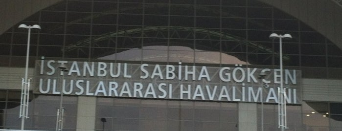Dış Hatlar Gidiş is one of SerVilla Çelik Villa.