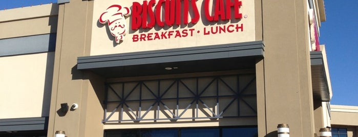 Biscuits Café is one of nom nom nom.