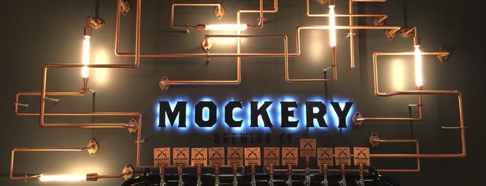 Mockery Brewing is one of Breweries.
