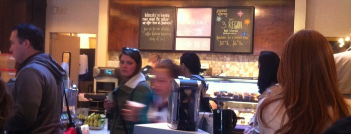 Starbucks Reserve Bar is one of San Francisco.
