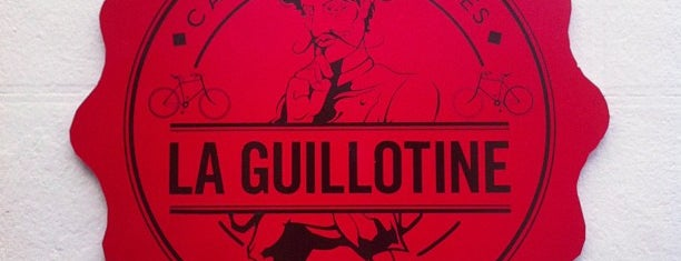 La Guillotine is one of Bares de tapas.