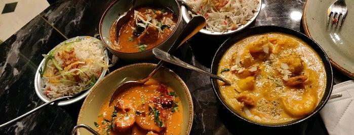 purnima indian restaurante is one of Pendientes Madrid 1.