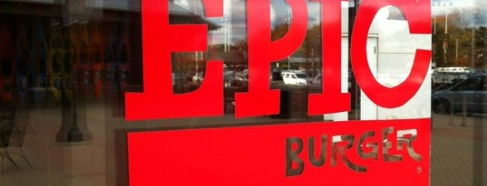 Epic Burger is one of IL - Chicago.