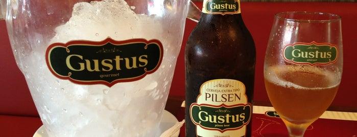 Gustus Gourmet is one of Lieux qui ont plu à Tais.