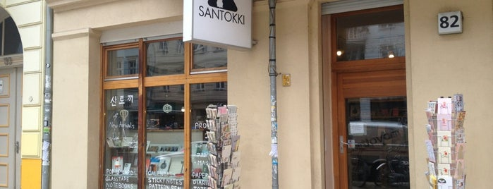 Santokki is one of berlin.