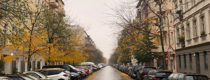 Prenzlauer Berg is one of Berlin.