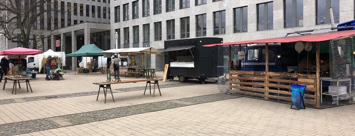 Ökomarkt am Nordbahnhof is one of Berlin Besuch.