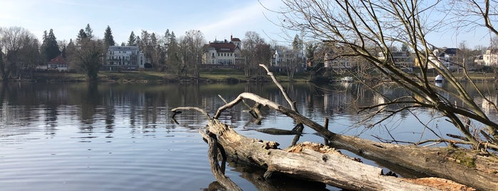 Griebnitzsee is one of West Berlin Connection! Welcome!.