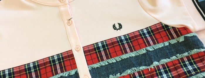 Fred Perry The Laurel Shop is one of Берлин (edit).