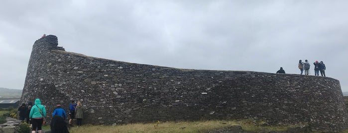 Cahergall Stone Fort is one of Kerry 2.