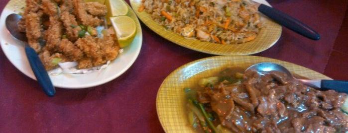 Restaurante Oriental is one of Recomendados :).