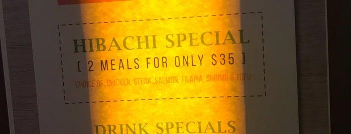 Sake Bomb Restaurant is one of USA.