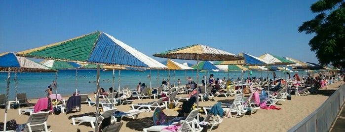 Military Beach Varosha is one of Lieux qui ont plu à Edje.
