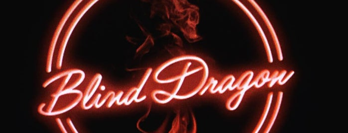 Blind Dragon is one of la nightlife.