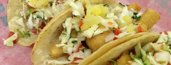Tia Cori's Tacos is one of Daytona.