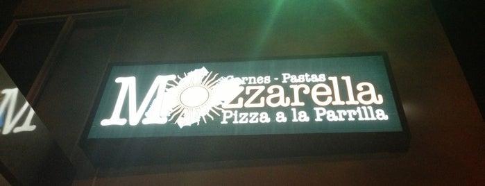 Muzzarella is one of PR.
