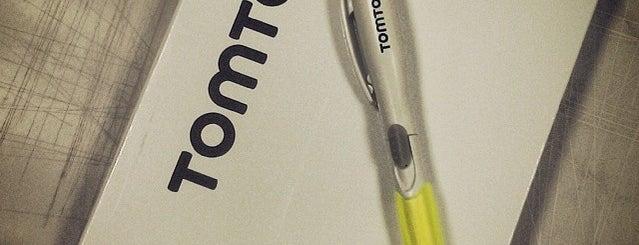 TomTom India Pvt Ltd. is one of Posti salvati di JB.