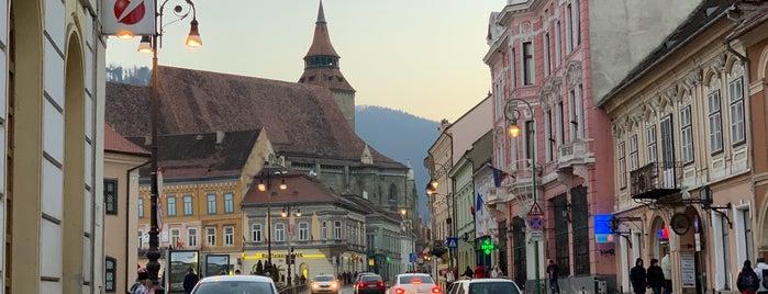 Centru Brașov is one of Gespeicherte Orte von Sibel.
