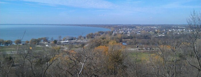 High Cliff State Park is one of Appleton.