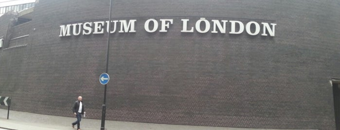 Museum of London is one of London Essentials.