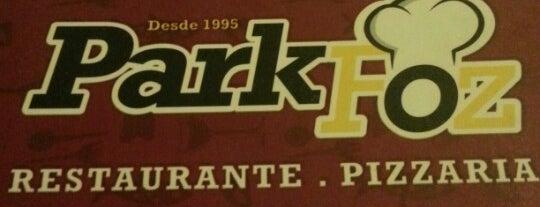 ParkFoz Restaurante & Pizzaria is one of Orte, die Káren gefallen.