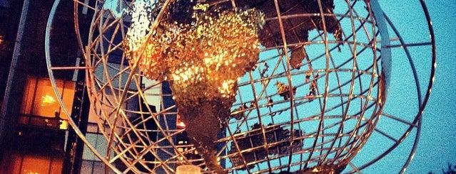 コロンバスサークル is one of NEW YORK CITY : Manhattan in 10 days! #NYC enjoy.