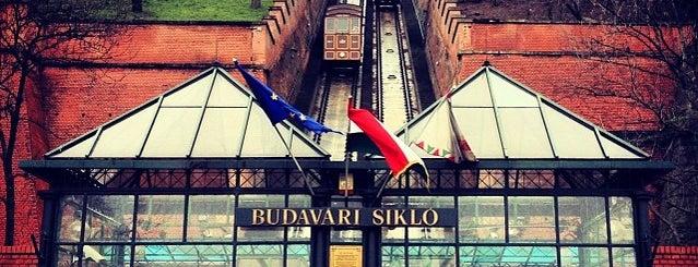 Budavári Sikló is one of Szorakozas.
