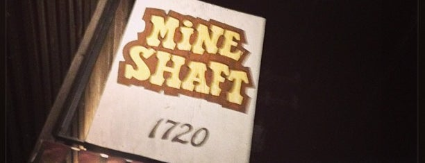 Mine Shaft is one of Gay Places.