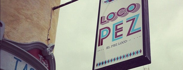 Loco Pez is one of Around Philly.