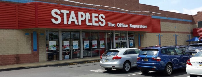 Staples is one of tangee 님이 좋아한 장소.