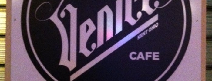 Venice Café is one of Kent State.