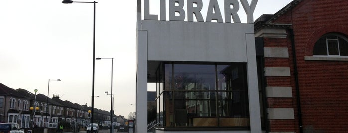 Thornton Heath Library is one of Croydon Libraries.