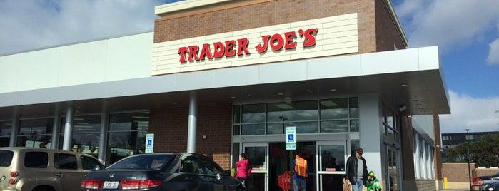 Trader Joe's is one of David'in Beğendiği Mekanlar.