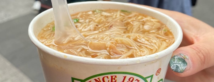 Ay-Chung Flour-Rice Noodle is one of Taiwan.