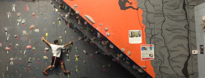 BC Climbing Gym is one of Benさんの保存済みスポット.