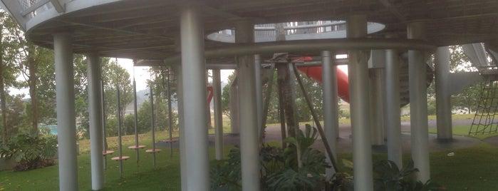 Central Park @ Bandar Seri Coalfields is one of Tempat yang Disukai Stefen.
