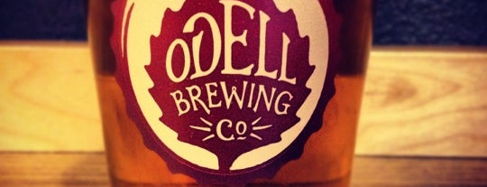 Odell Brewing Company is one of Colorado Breweries.