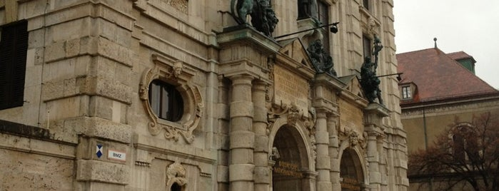Bayerisches Nationalmuseum is one of Best of Munich.