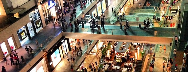 The Shoppes at Marina Bay Sands is one of #myhints4Singapore.
