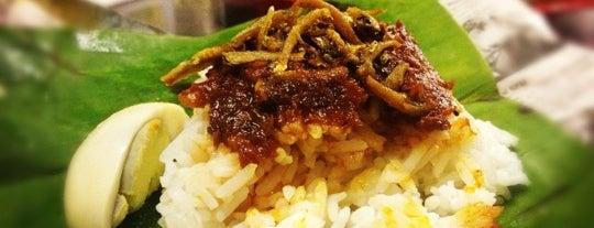 Restoran Warisan Sambal Opah is one of Makan2.