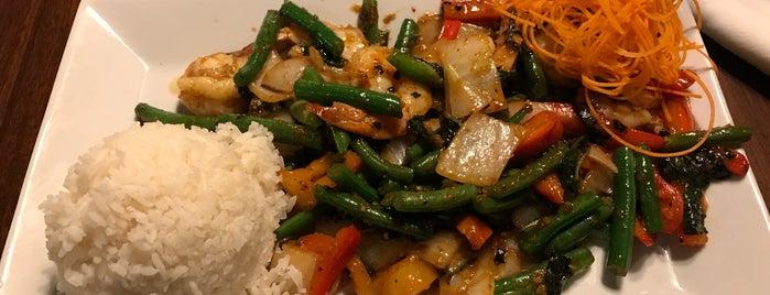 Jasmine Rice is one of Restaurants.