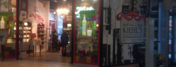Kiehl's is one of Locais curtidos por Elen.